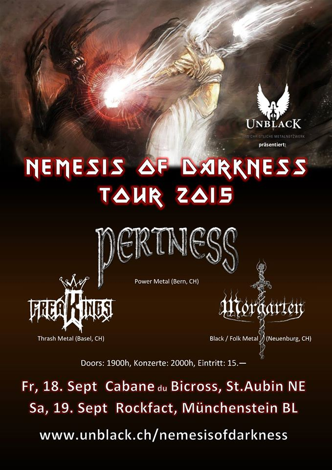 Nemesis of Darkness Tour